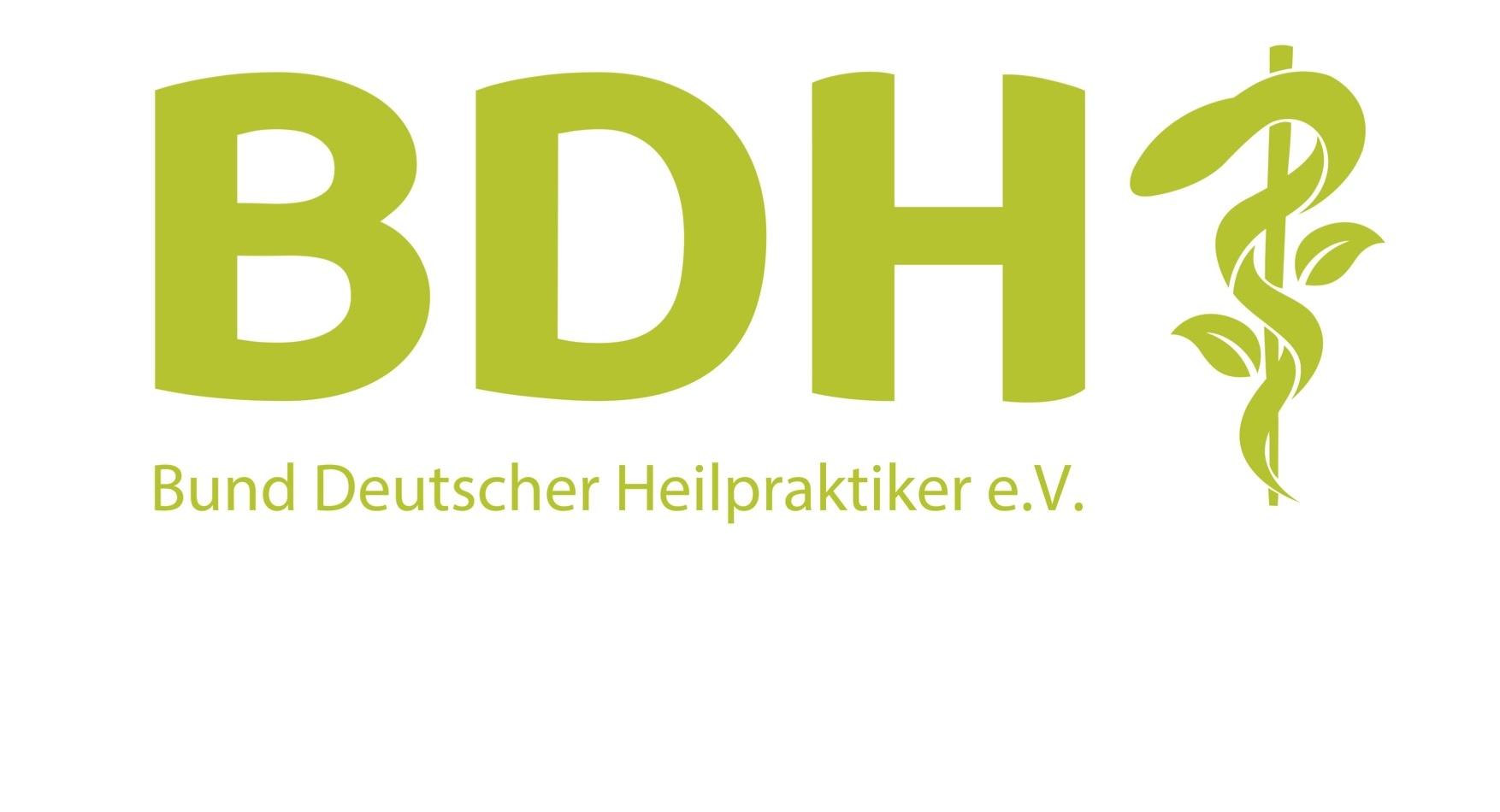 BDH Bund Deutscher Heilpraktiker